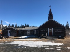 The oldest mission in the Yukon